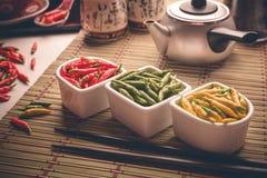 Oriental Pepper Ingredient Royalty Free Stock Photo