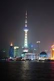 oriental perełkowy Shanghai basztowy tv Obrazy Royalty Free