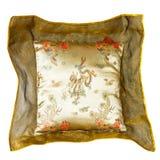 Oriental pillow Stock Photo