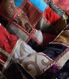 Oriental pillows Stock Photography