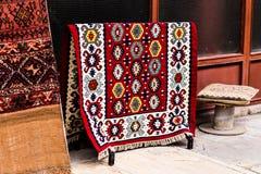 Oriental rug Royalty Free Stock Photo