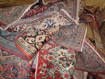 Oriental Rugs Stock Images