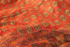 Oriental rugs Stock Photo