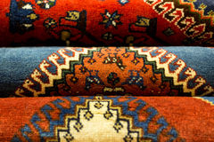 Oriental rugs Stock Photography