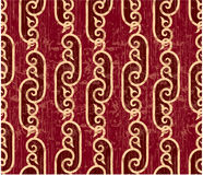 Oriental Seamless Background Stock Images