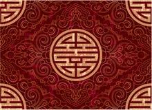 Oriental Seamless Background Stock Photos