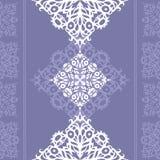 Oriental Seamless Background. Hand Drawn Vintage Oriental Seamless Background Royalty Free Stock Image