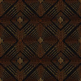 Oriental seamless festive pattern. Abstract brocade textured background Stock Photography