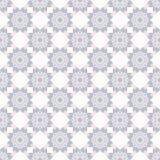Oriental seamless geometric fabric pattern. Ethnicity ornament. Ornamental background, texture, tiled. Floral elements, mandala. Decor. Arabic, Islamic Royalty Free Stock Photography
