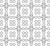 PRINT Oriental pattern. Oriental seamless pattern. Black ornament on white background digital illustration. Template for Art, Print, Fashion, Home decor, Craft stock illustration