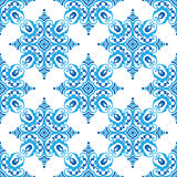 Oriental seamless pattern Royalty Free Stock Images