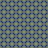 Oriental seamless pattern. Royalty Free Stock Image