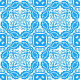 Oriental seamless pattern Stock Photography
