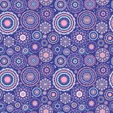 Oriental seamless pattern Royalty Free Stock Photo