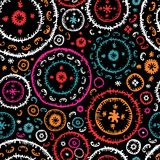 Oriental seamless pattern Stock Images