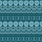 Oriental seamless pattern damask arabesque elements background Stock Photography