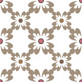 Oriental seamless pattern damask arabesque and floral elements t Stock Image