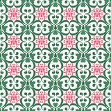 Oriental seamless pattern damask arabesque and floral elements t Royalty Free Stock Photos