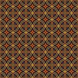 Oriental seamless pattern. Royalty Free Stock Photos