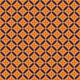 Oriental seamless pattern. Stock Image