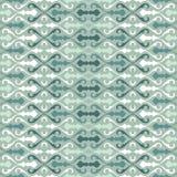 Oriental seamless pattern Royalty Free Stock Photos