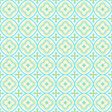 Oriental seamless pattern. Royalty Free Stock Images