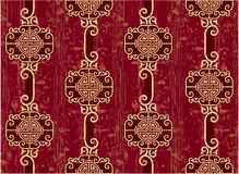 Oriental Seamless Tile Royalty Free Stock Photography