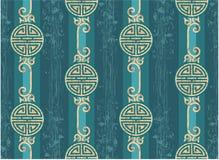 Oriental Seamless Tile Royalty Free Stock Photos
