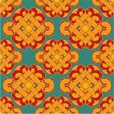 Oriental Seamless Tile Royalty Free Stock Image