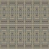 Oriental seamless wallpaper tiles Stock Image