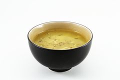 Oriental Soup Bowl Stock Images