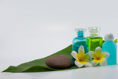 Oriental Spa products Royalty Free Stock Photo