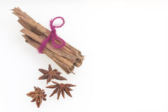 Oriental spices Stock Photo