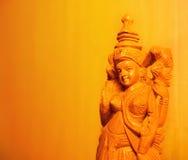 Oriental statue Stock Photography