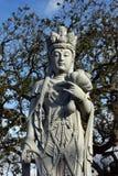 Oriental Statue Royalty Free Stock Photo