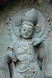 Oriental Statue Royalty Free Stock Photos