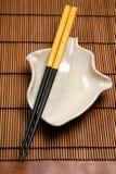 Oriental sticks Stock Photography