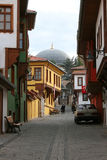 Oriental Street stock photos