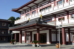 Oriental-style building Stock Image
