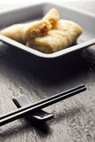 Oriental Style Cuisine Royalty Free Stock Photography