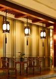 Oriental style decoration Royalty Free Stock Photo