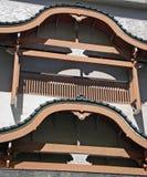 Oriental style facade Stock Photos