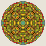 Oriental Style Mandala Royalty Free Stock Photos