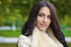 Oriental style. Sensual arabic woman model Stock Photo