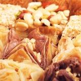 Oriental Sweet Baklava Stock Photography