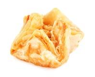 Oriental Sweet Baklava Royalty Free Stock Photo