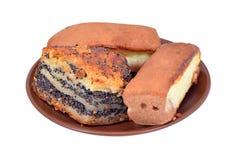 Oriental sweet cake pakhlava Royalty Free Stock Image