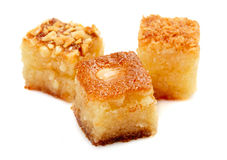 Oriental sweets Stock Image