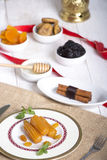 Oriental Sweets Stock Photo