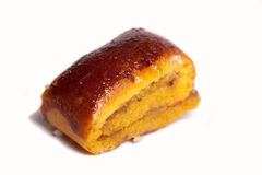 Oriental sweets roll Stock Photography